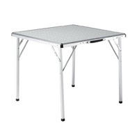 Coleman Aluminium Card Table
