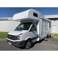 2014 KEA Beach V721 4 Berth