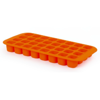 Companion 275x128mm Ice Cube Tray Orange