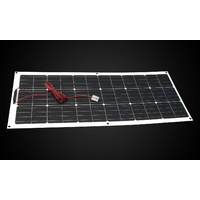 HARD KORR LIGHTING 100W FLEXIBLE CARAVAN SOLAR PANEL WITH CROCSKIN® CELL ARMOUR
