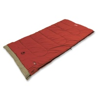 Coleman Pilbara C-3 Red Sleeping Bag
