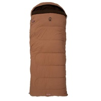 Coleman Pilbara C-5 Beige Hooded Sleeping Bag