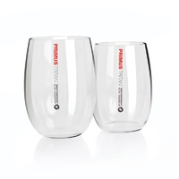 Tritan Stemless Red Wine Glass