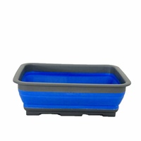 Companion Pop Up Blue and Grey 10L Tub