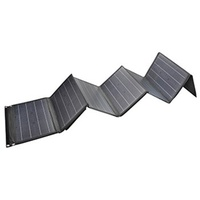 Narva 12V 80W Folding Solar Kit