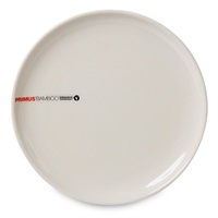 Bamboo side plate cream