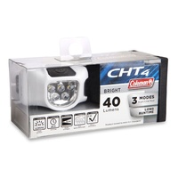 Coleman CHT4 White Headlamp