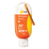 Chemisell Cancer Council Everyday Ezi Clip Sunscreen