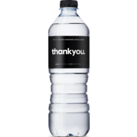 Thank you Premium Spring Water, 600ml