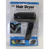 Professional Solutions 12v Hair Dryer