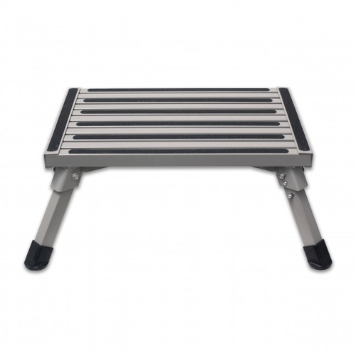Camec Aluminium Folding Step