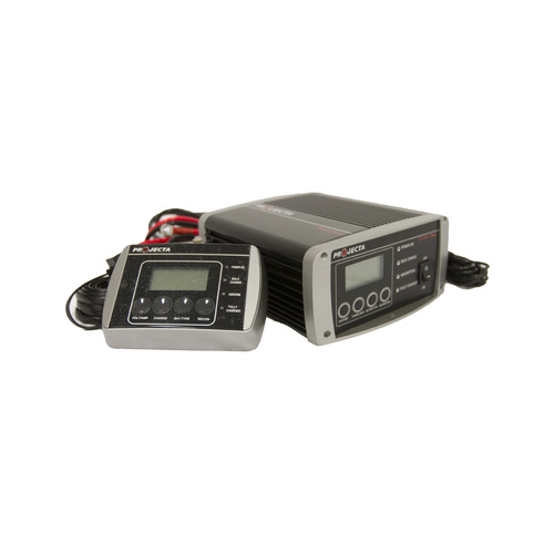 DO NOT USE Projecta IC2500 12V 25 Amp Battery Charger