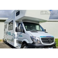 2014 KEA Retreat M715 5 Berth