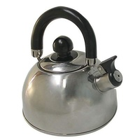 Campfire Stainless Steel 2.5l Kettle
